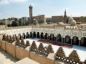 Mezquita Al Azhar , El Cairo , Egipto