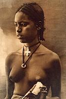 Woman, Eritrea