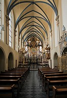 A german Church indoor