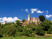Old church at Lacapelle-Livron Tarn et Garonne France Europe