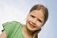 Germany, Bavaria, Munich, Portrait of a girl 6_7, close_up