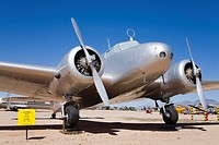 Lockheed Electra, Pima Air and Space Museum, Tucson, Arizona, United States of America, North America