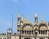 Saint Mark´s cathedral, Venice, Veneto, Italy