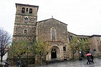 IGLESIA SAN NICOLAS, AVILES, ASTURIAS, ESPANYA