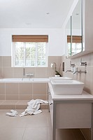 Modern bathroom (thumbnail)