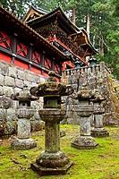 Nien-mon Gate , Nikko Mausoleum , Rin-noji Taiyuin