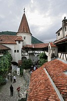 Romania, Transylvania, Bran castle