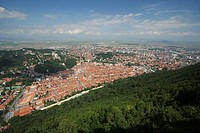 Romania, Transylvania, Brasov