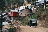 Auto , Dharmshala , Himachal Pradesh , India