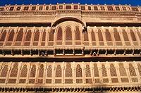 Laxmi Vilas palace , Bikaner , Rajasthan , India