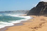 Porto Dinheiro beach , Lourinhã , Portugal