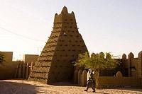 Sankore Mosque Timbuktu Mali
