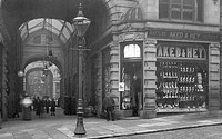 Halifax, Aked &amp; Hey Hatters 1896