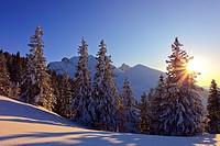 Berner Mittelland, Gurnigel, Schweiz