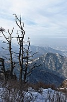 Hyangjeokbong, Deogyu Mt, Muju, Jeollabuk_do, Republic of Korea