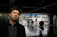 Andrew Cheng, film director, film director, social critic movie, photographed in Hangkou, Filmregisseur, movies, Panic, Mian Mian, Welcome to Destinat...