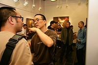 Vernissage Art Gallery, Paintings of painter Duan Zhengqu