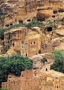 Yemen, Sanaa region, Al Mahwit province, Shibam