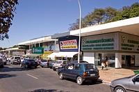 Block of Drugstore, Distrito Federal, Brasília, Brazil