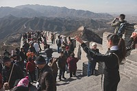 Badaling Great Wall, Beijing, China