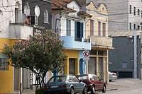 City, Houses, São Paulo, Brazil