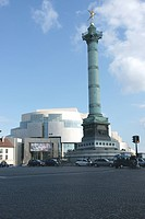 Square, Place de la Bastille, 12ème arrondissement, 75012, Paris, France