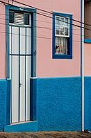 Facade of House, 29/12/2009, São Luís do Paraitinga, São Paulo, Brazil