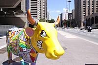 Animal, Paulista Avenue, São Paulo, Brazil