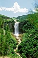 The Karkloof Falls in South Africa´s Kwazulu_Natal Province.