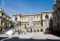Royal Academy of Arts, Piccadilly, London, England