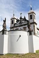 Basilica of Bom Jesus do Matosinhos, Congonhas, Minas Gerais, Brazil