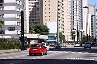City, Paulista Avenue, São Paulo, Brazil
