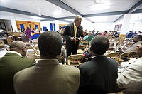 Sint Eustatius, Oranjestad, sermon of the adventist church