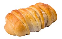 Close_up of a stuffed bread