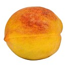 Close_up of a peach