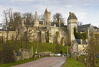 Chateau de Creully, Calvados, Normandy, France