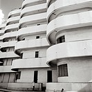 The Solimar apartment building in Havana, Cuba