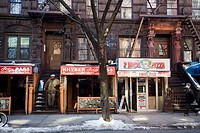 East Village, New York City, USA