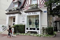 THE SHOP ´LA VILLA FEMME´, DEAUVILLE, CALVADOS 14, NORMANDY, FRANCE