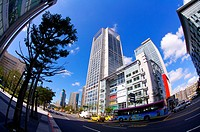 Taiwan, Taipei, Xinyi Commercial Center (thumbnail)