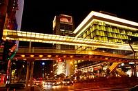 Taiwan, Taipei, Xinyi Commercial Center