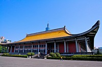 Taiwan, Taipei, Dr. Sun Yat_Sen Memorial Hall