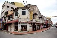 Malaysia, Melaka State, Jonker Street