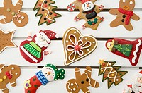 Gingerbread Cookies (thumbnail)