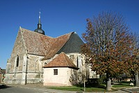 CHURCH OF CHATILLON_EN_DUNOIS, EURE_ET_LOIR 28, FRANCE
