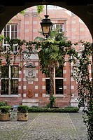 RENAISSANCE STYLE PRIVATE MANSION, 22 RUE CROIX BARAGNON, CITY OF TOULOUSE, HAUTE_GARONNE 31, FRANCE