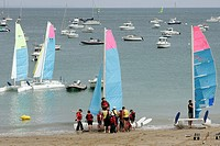 THE PORT_MER SAILING SCHOOL, CANCALE, ILLE_ET_VILAINE 35, FRANCE