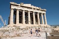 europe, greece, athens, acropolis, parthenon