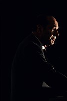 JACQUES CHIRAC, PRESIDENT OF THE FRENCH REPUBLIC