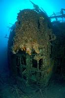 Vassilios T Wreck, Vis Island, Adriatic Sea, Croatia